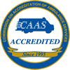 Commission on Accreditation of Ambulance Services (CAAS) logo